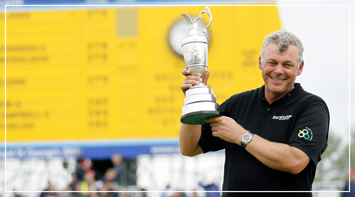 i2i - Winning Work - Darren Clarke Open Champion