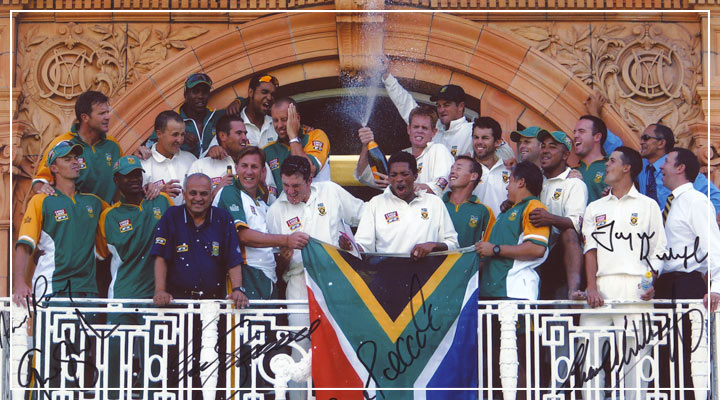 i2i - Inspiring Success - Winning Work - South African Cricket