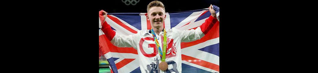 An Olympic Medallist